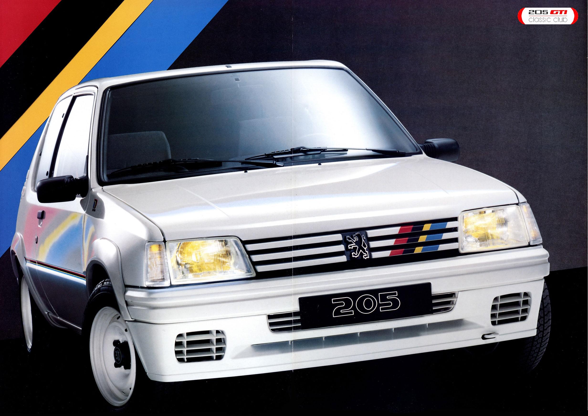 Rallye 205